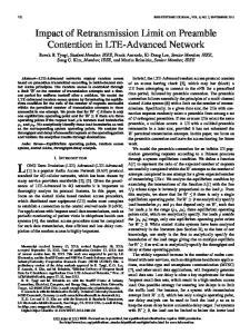LONG Term Evolution (LTE) Advanced (LTE-Advanced)