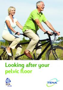 Looking after your pelvic floor