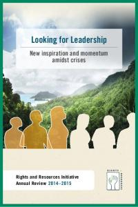 Looking for Leadership