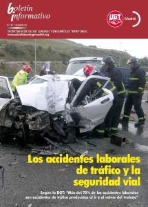 Los accidentes laborales de tráfico y la seguridad vial
