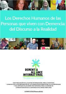 Los Derechos Humanos de las Personas que viven con Demencia: del Discurso a la Realidad