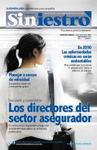 Los directores del sector asegurador