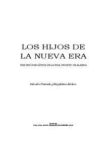 LOS HIJOS DE LA NUEVA ERA
