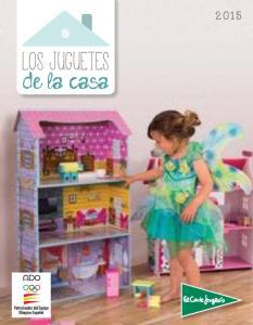 LOS JUGUETES. de la casa