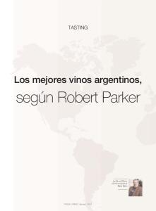 Los mejores vinos argentinos,