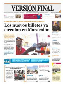 Los nuevos billetes ya circulan en Maracaibo