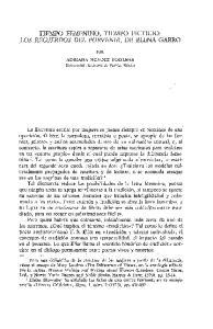 LOS RECUERDOS DEL PORVENIR, DE ELENA GARRO