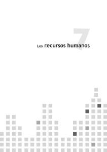 Los recursos humanos 292