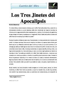 Los Tres Jinetes del Apocalipsis Por G. K. Chesterton