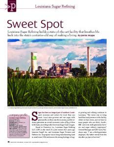 Louisiana Sugar Refining