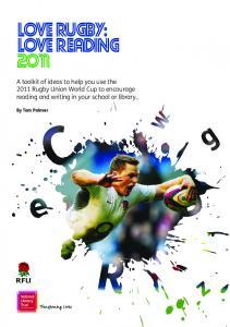 LOvE RUGBY: LOvE REaDING 2011