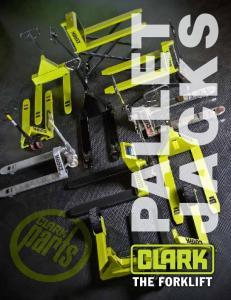 Low Profile Pallet Jack. Standard Pallet Jack. Standard Pallet Jack - Custom. Quick Lift Pallet Jack. Heavy Duty Pallet Jack. Galvanized Pallet Jack