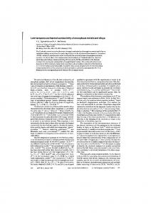 Low-temperature thermal conductivity of amorphous metals and alloys