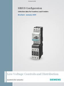 Low-Voltage Controls and Distribution