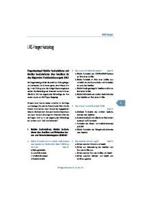 LRC-Fragenkatalog. Rolf Dreyer
