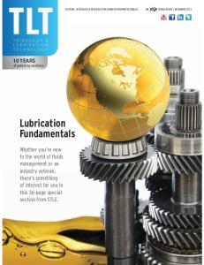 Lubrication Fundamentals