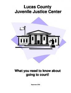 Lucas County Juvenile Justice Center