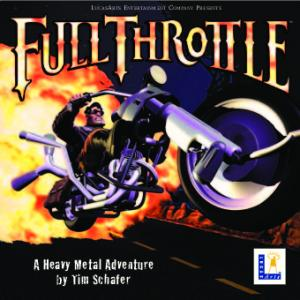 LUCASARTS ENTERTAINMENT COMPANY PRESENTS. A Heavy Metal Adventure by Tim Schafer