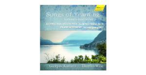 LUDWIG VAN BEETHOVEN An die ferne Geliebte Op. 98 FRANZ SCHUBERT Schwanengesang D957