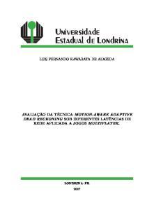 LUIS FERNANDO KAWABATA DE ALMEIDA