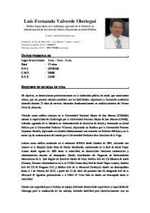 Luis Fernando Valverde Olortegui