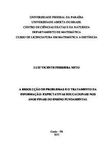 LUIZ VICENTE FERREIRA NETO