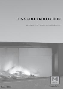 LUNA GOLD+ KOLLECTION