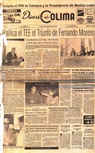 Lunes V de Septiembre de 1997