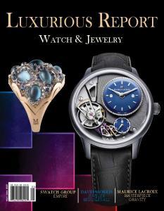 Luxurious Report Watch & Jewelry