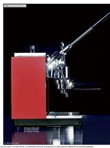 Luxus Espressomaschinen