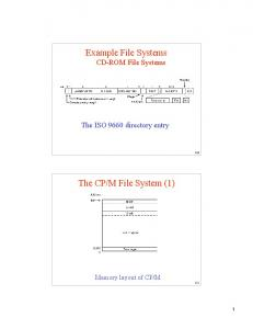 M File System (1)