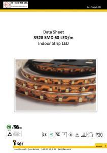 m Indoor Strip LED