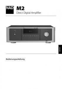 M2 Direct Digital Amplifier
