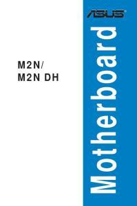 M2N DH. Motherboard