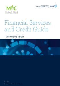 MAC Financial Pty Ltd