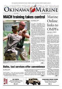 MACH training takes control