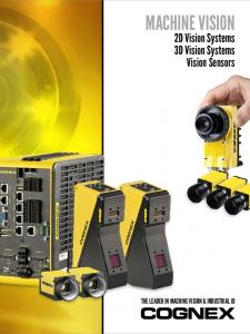 MACHINE VISION. 2D Vision Systems 3D Vision Systems Vision Sensors THE LEADER IN MACHINE VISION & INDUSTRIAL ID