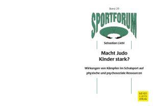 Macht Judo Kinder stark?