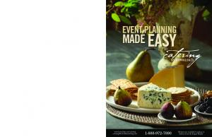 made easy event planning