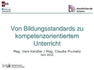Mag. Claudia Prumetz Juni 2012