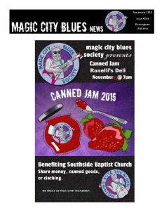 Magic city blues news