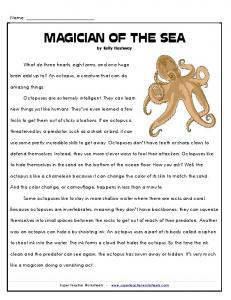 MAGICIAN OF THE SEA1 by Kelly Hashway