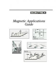 Magnetic Applications Guide