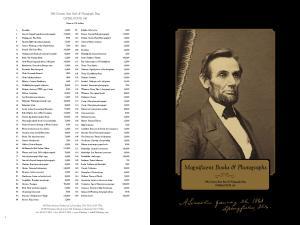Magnificent Books & Photographs