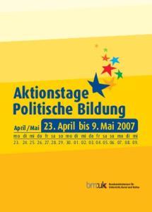 Mai 23. April bis 9. Mai 2007
