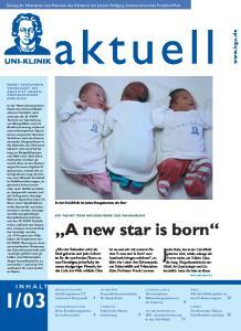 Main. aktuell. A new star is born zum