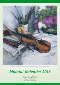 Maintal-Kalender 2016