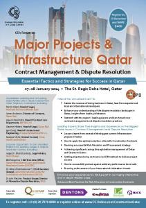 Major Projects & Infrastructure Qatar