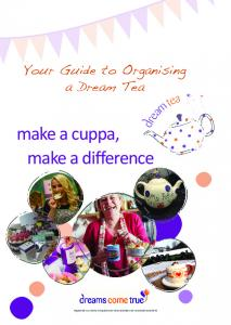 make a cuppa, make a difference