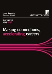 Making connections, accelerating careers